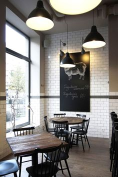 Momo Grill Restaurant by Ramūnas Manikas in Klaipėda, Lithuania | http://www.yatzer.com/momo-grill-lithuania