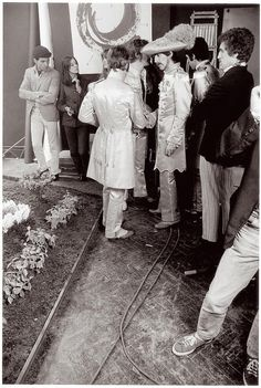 Making The Cover For Sgt Pepper's Lonely Hearts Club Band | The Beatles