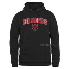 http://www.xjersey.com/arkansas-state-black-wolves-team-logo-red-college-pullover-hoodie3.html ARKANSAS STATE BLACK WOLVES TEAM LOGO RED COLLEGE PULLOVER HOODIE3 Only 42.57€ , Free Shipping!