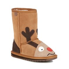Cute and fun warm boots for children. Kids love these character boots. MomTrends.com #kidsfashion #kidsboots #winteroutfitsforkids