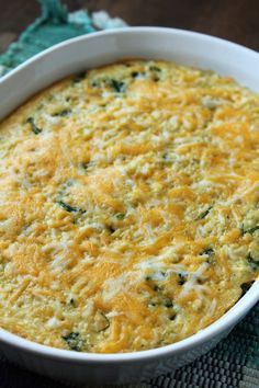 Cheesy Baked Quinoa and Spinach - this was really yummy. Even the kids liked it. I will make it again as a healthier sub for mac & cheese.