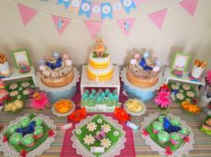 'In the Night Garden' A Magical First Birthday