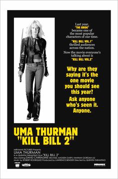 Kill Bill Vol. 2 (Mr. Majestyk Style) Film Kill Bill 549c0719291