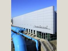 World Buildings Directory - Orange County Groundwater Replenishment System
