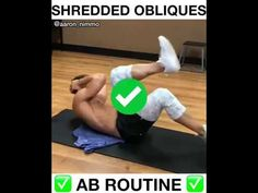 We train the addominal in a complex way. Do it 8 exercises with pics! We examine one of the options for training the abdominal muscles and the presented complex of exercises in the picture above! Double twists are used to develop abdominal muscles and have one important advantage in comparison with classical twists. The exercise …