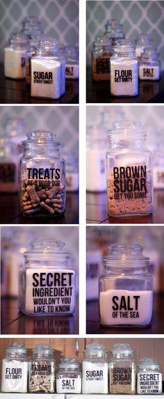 Jazzing up your jars.... - Homemade Ocean
