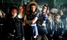 Photo of St Trinian's: The Legend of Fritton's Gold Promotional Stills for fans… Tallulah Riley, Famous Pirates, Girly Movies, Katherine Howard, St Trinians, Juno Temple, Romance, Love Movie, Movies Showing