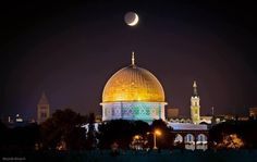 Find images and videos about arab, palestine and Jerusalem on We Heart It - the app to get lost in what you love. Palestine Art, Palestine History, Beautiful Mosques, Most Beautiful Cities, Islamic Sites, Allah, Mosque Architecture, Dome Of The Rock, Mekka