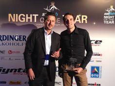 Marco trifft den Triathlon-Profi und Newcomer des Jahres 2013 Boris Stein
