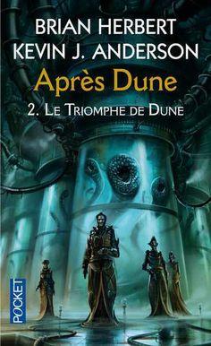 """""""« Dune » est un monument, une saga fermement assise sur le trône de la SF. Si vous ne deviez lire qu'un livre de SF, je vous conseillerais sans doute celui-là. Et pour ceux qui se seraient lâchement arrêtés aux trois premiers tomes, il n'est jamais trop tard pour replonger dans les dunes d'Arrakis, vous ne serez pas déçus. -JB"""""""