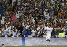 El último gol de blanco de Raúl