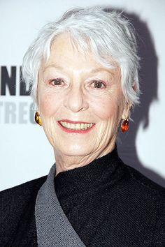 Fashion Over 60: Jane Alexander (age 73) nominated four times for Oscars and still in high demand