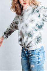 Our Pick: Army Tie Dye Pullover by Raquel Allegra $468 | shopheist.com
