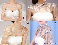 New bridal accessory... you like?