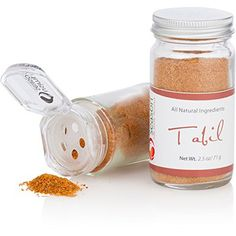 Tabil #Spice Blend Earthy coriander, aromatic garlic flakes, caraway ...