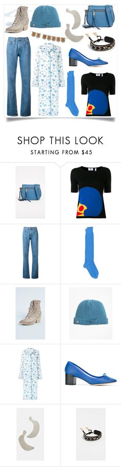 """""""A repetition of ideas"""" by emmamegan-5678 ❤ liked on Polyvore featuring Marc Jacobs, Rossignol, Aalto, Fashion Clinic, Jeffrey Campbell, Brooks Brothers, Walk of Shame, Repetto, Anndra Neen and Rebecca Minkoff"""