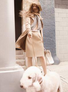 Walking the dog: