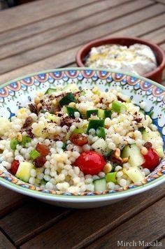 Lemony Couscous Salad