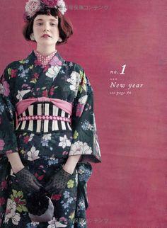 Amazon.co.jp: かわいいコルセットstyle2: bambi(バンビ): 本 Traditional Kimono, Traditional Fashion, Traditional Outfits, Tokyo Fashion, Kimono Fashion, Girl Fashion, Fashion Outfits, Furisode Kimono, Yukata