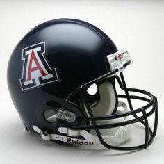 Arizona Wildcats Riddell Deluxe Replica Helmet