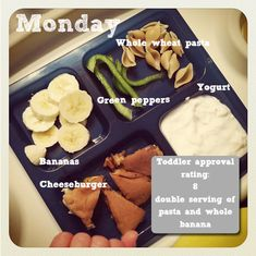Week #11 Toddler Dinners - tons of kids food ideas!