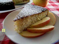 Torta di mele e ricotta, ricetta facile | Chez Bibia