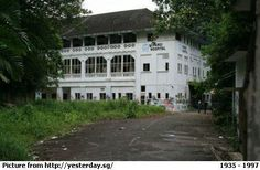 Top 10 Most Haunted places in Singapore