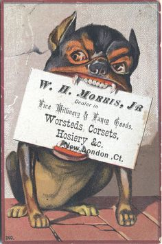 W.H. Morris, Jr. (Dealer) by Miami U. Libraries - Digital Collections, via Flickr