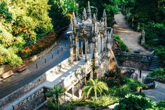 Sintra - It has Quinta da Regaleira, a UNESCO World Heritage site which spans for ages and is perhaps one of the most beautiful grounds across the land to spend an afternoon…