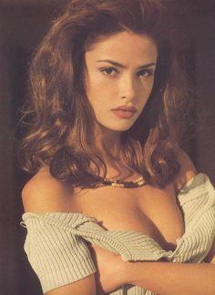 Man Spain, February 1994 Model: Almudena...