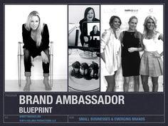 Brand Ambassador Program Blueprint by Britt Michaelian by Britt Michaelian via slideshare