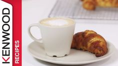 Learn how to prepare a delicious croissant using your Kenwood Kitchen Machine. For more information please visit the links below: MORE RECIPES FOR YOUR KENWO. Croissant Recipe, Kitchen Machine, Cooking Chef, Tableware, Youtube, Recipes, Cheese, Cake, Pie Cake