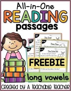 """FREE reading comprehension passage Focuses on the """"ai"""" vowel team."""