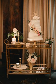"""See our website for even more info on """"gold bar cart decor"""". It is actually an excellent location to get more information. Rainy Wedding, Wedding Day, Wedding Reception, Reception Games, Wedding Shoot, Gold Wedding, Elegant Wedding, Wedding Decor, Wedding Cake Display"""