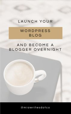 If you're building a personal brand or promoting a business, blogging on WordPress is a good way to drive organic traffic and engagement to your site. But how do you start blogging that makes money and drives business? How To Start A Blog, How To Make Money, How To Become, Building A Personal Brand, Becoming A Blogger, Social Media Buttons, Copywriter, Personal Branding, Online Business
