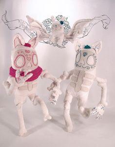 Creature Industry by Luiza Kwiatkowska