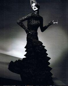 Alexander McQueen Fashion Editorial W Magazine