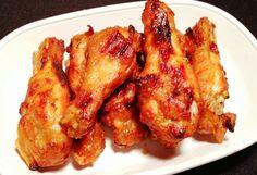 Honey Mustard Chicken Wings | Paleo Recipes | Paleo Cupboard - Paleo Cupboard