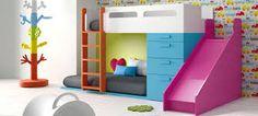 Bunk Beds Adjust, People Do Not. – Bunk Beds for Kids Room Ideas Bedroom, Baby Bedroom, Girls Bedroom, Room Decor, Modern Kids Bedroom, Modern Bunk Beds, Space Saving Furniture, Kids Furniture, Andys Room
