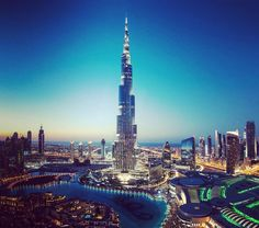 V DUBAI Dubai is a city in the United Arab Emirates known for luxury shopping ultramodern architecture and a lively nightlife scene.  Dominating the skyline is the Burj Khalifa the highest building in the world with 830 m high.  #photography #travelphotography #traveling #instapic #burjkhalifa #dubai #dubaimall #uae #dbx #emirates #luxury #landscape #skyline #skycraper #architecture #burjalarab