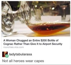 the real hero