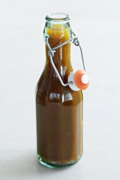 Pumpkin Spice Syrup Made With Actual Pumpkin