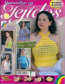 Maravillas en Tejidos 39 - Alejandra Tejedora - Picasa Web Albums