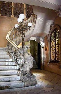 Barcelona Casa Enric Llorens 1910