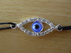 GREEK EVIL EYE Shaped Bracelet Mati Handra