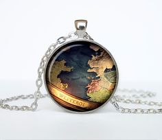 Hey, I found this really awesome Etsy listing at https://www.etsy.com/listing/155460531/game-of-thrones-necklace-map-pendant