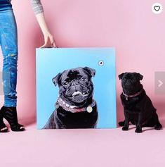 Op zoek naar een origineel cadeau? Deze illustraties van jouw hond, bruiloft of oma zijn levensecht