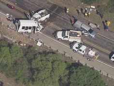 Multiple fatalities reported in Texas church bus crash