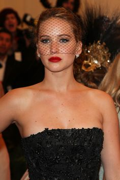 "Jennifer Lawrence arriving ""Punk: Chaos To Couture"" Costume institute GALA 06.05.2013"