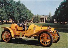 1910 Mercer  Model C Speedster - (Mercer Automobile Co. Trenton, NJ 1910-1925)